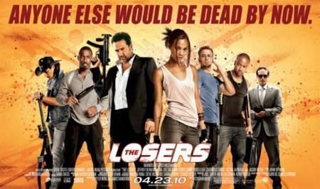 Cómic en cine: 'Los perdedores', de Sylvain White