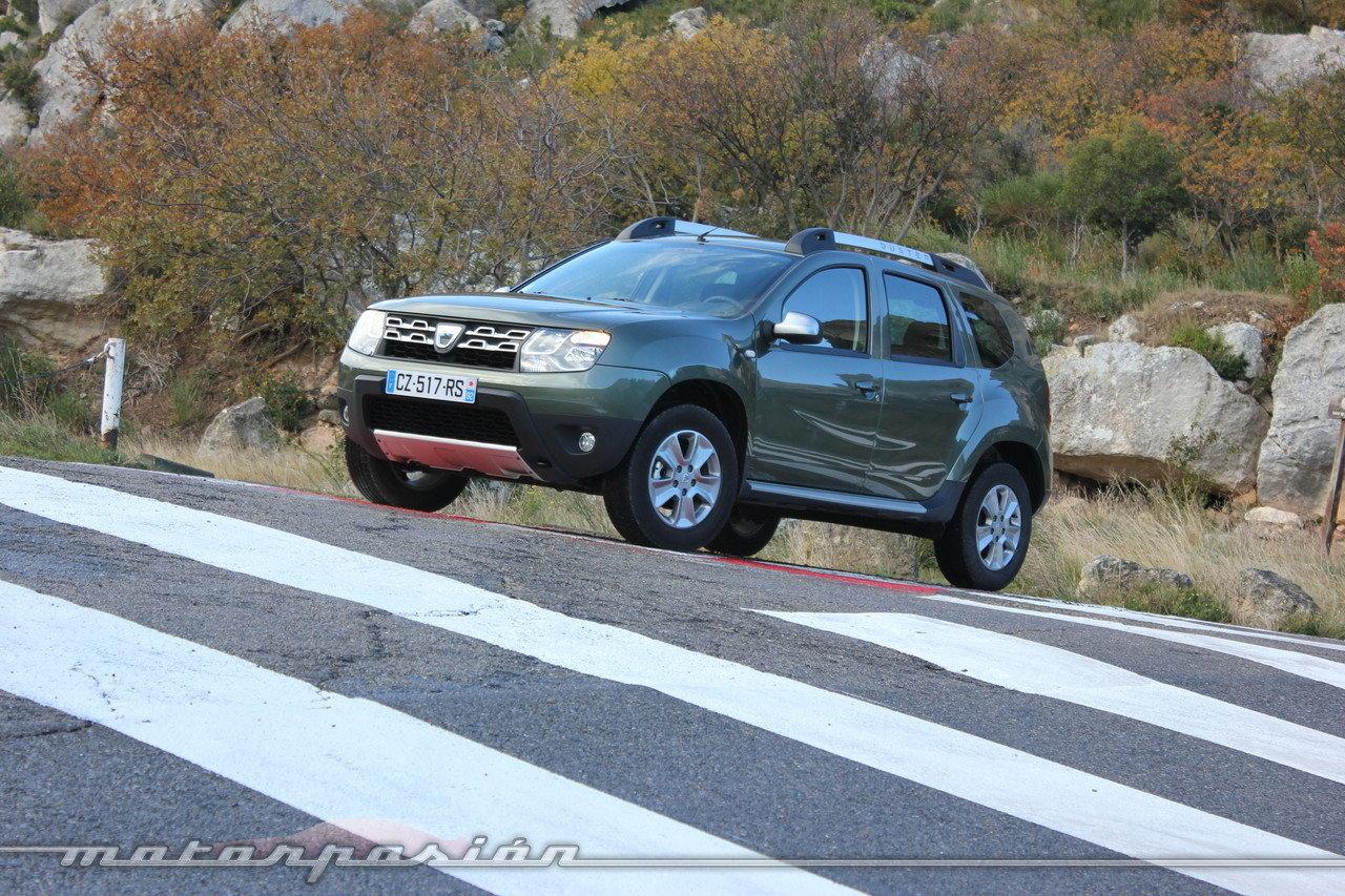 Foto de Dacia Duster 2014 - presentación (33/59)