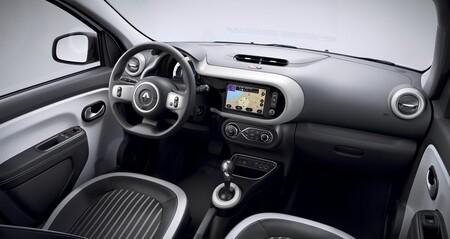 Renault Twingo Electric 2020 Interior