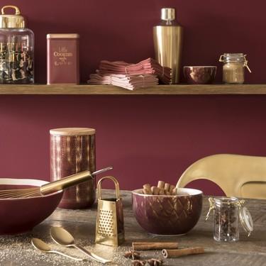 Tendencia gold en Maisons du Monde, 13 detalles en dorado para dar un toque sofisticado a tu hogar