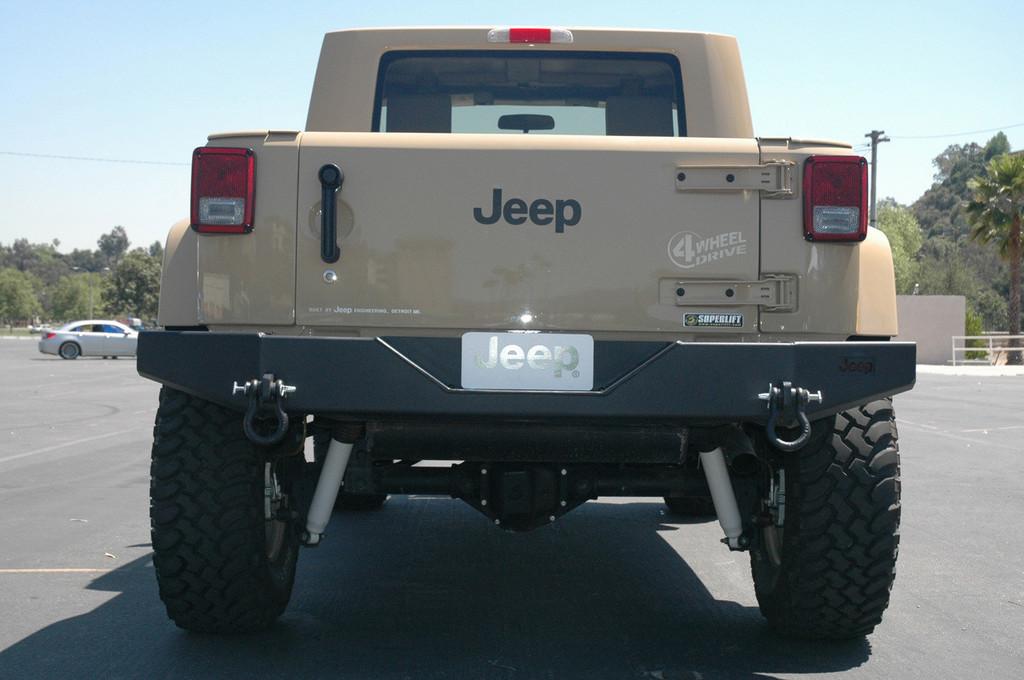Foto de Jeep Wrangler JT Concept (22/33)