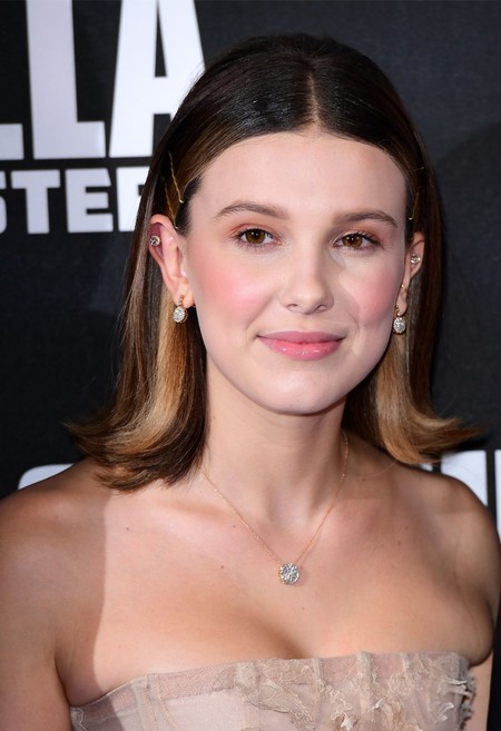 Millie Bobby Brown Peinados 3