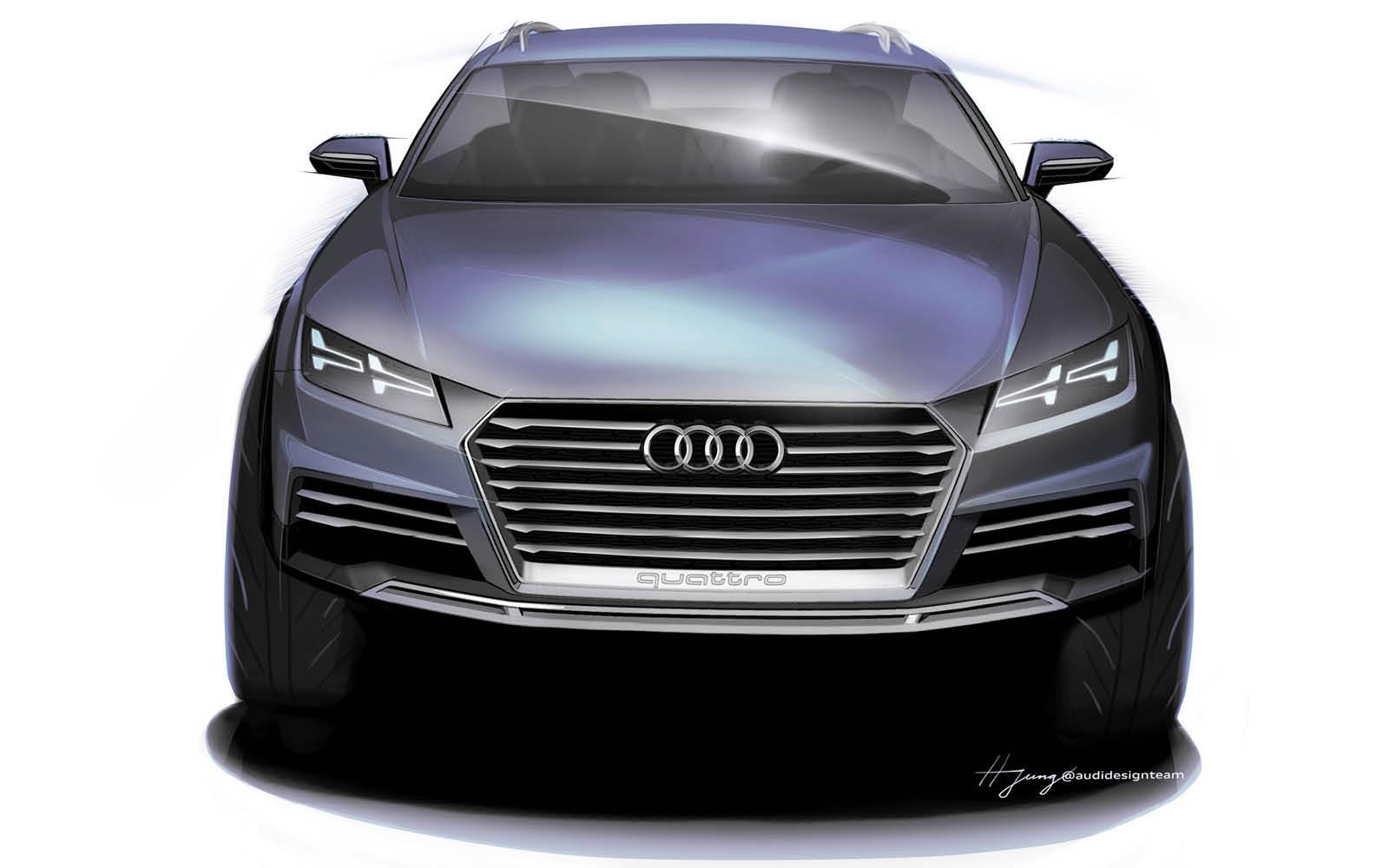 Foto de Audi Q1 Concept (3/4)