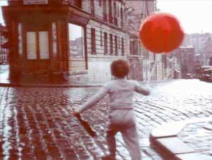 'Le Ballon Rouge' de Albert Lamorisse