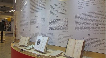 Museo de lengua española en Buenos Aires