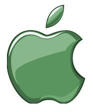 La manzana ecólogica