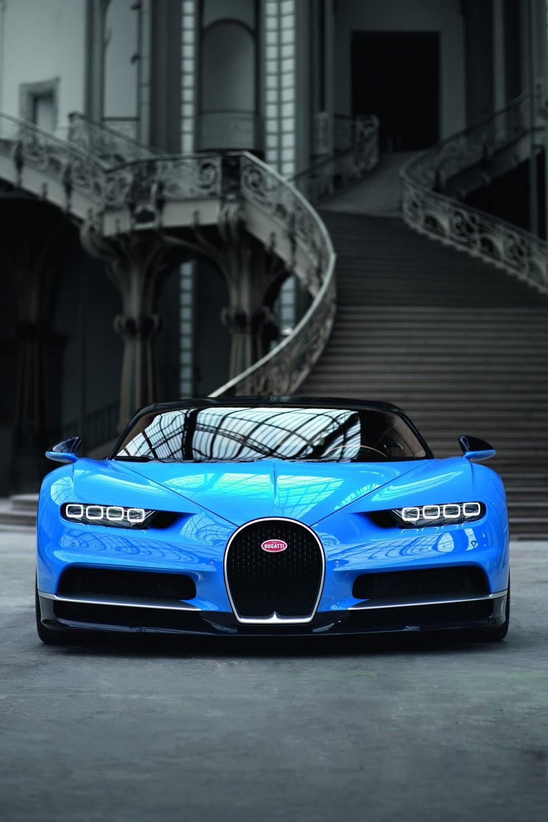 Foto de Bugatti Chiron (55/77)