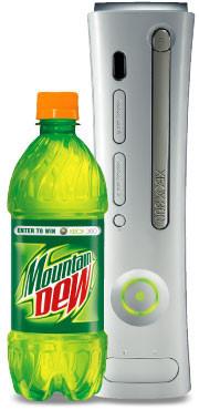 Halo 3 Mountain Dew, nueva bebida para jugar al Halo 3 de la Xbox