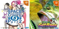 'SEGA Bass Fishing' y 'Space Channel 5 Part 2'. Fechas y precios para Playstation Network y Xbox Live Arcade