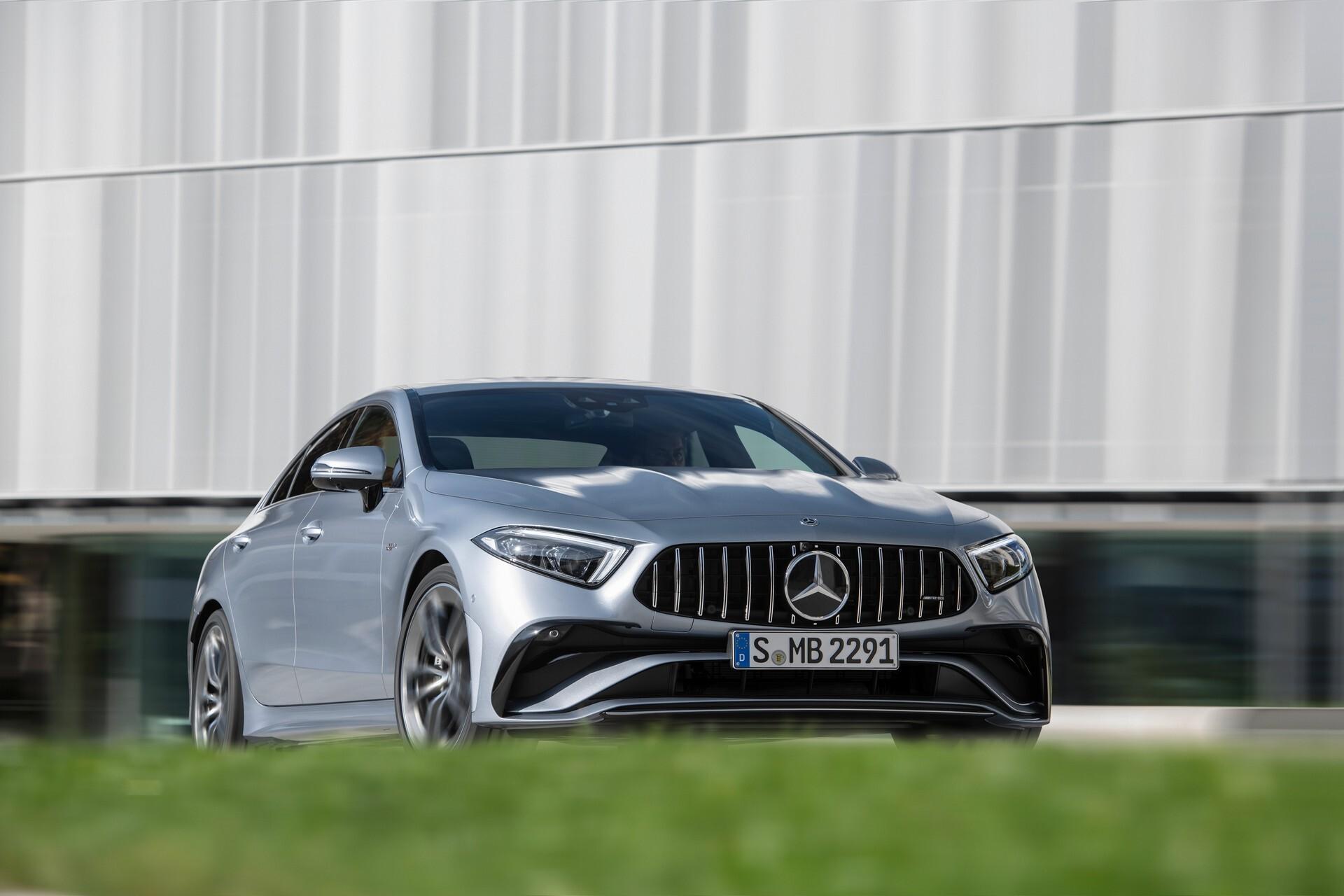 Foto de Mercedes-Benz CLS 2022 (48/63)
