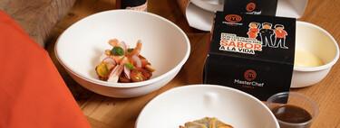 Dani García enviará a domicilio un menú MasterChef con los platos del programa mientras se está emitiendo (por 45 euros)