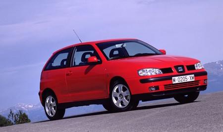 Así es el SEAT Ibiza que llegará a México en 2001