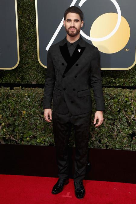 Darren Criss Nos Decepciona Con Su Look De Dolce Gabbana Para Los Golden Globes 2018 3