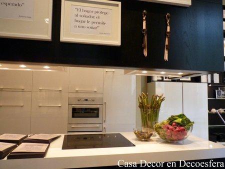 Cocina del espacio Ikea en Casa Decor