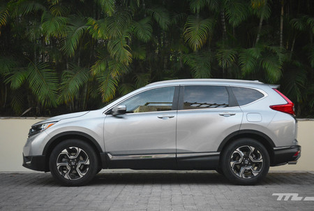 Honda Cr V 2017 6