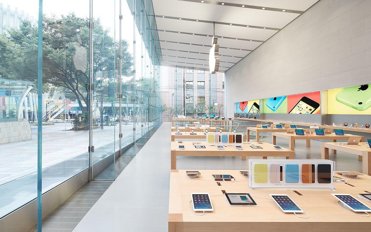 Foto de Apple Store Omotesando (3/12)