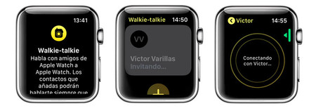 Como Anadir Contactos A Walkie Talkie De Apple Watch