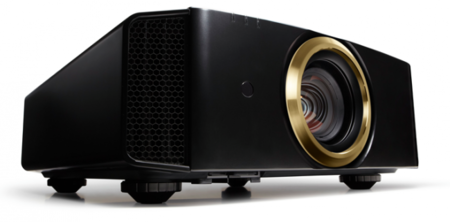 Nuevos proyectores D-ILA de JVC