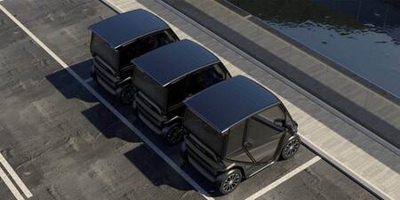 Este coche eléctrico se carga con la luz del sol y promete una autonomía de 100 km