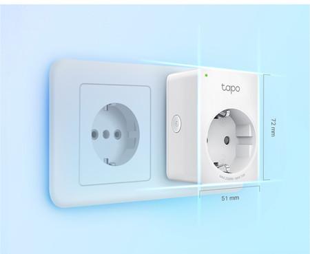 TP-Link pone a la venta el Tapo P100, un enchufe inteligente básico por menos de 15 euros