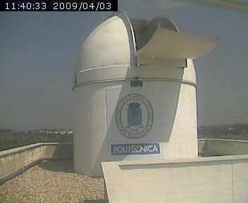 Ya puedes controlar a través de Internet un observatorio astronómico