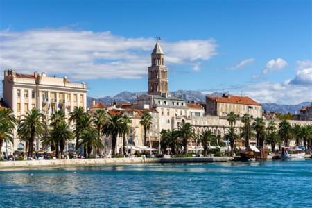 De Zagreb A Dubrovnik Split