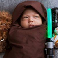 La tierna foto de Max Zuckerberg disfrazada de Jedi de Star Wars