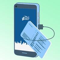 La app de la DGT servirá para recibir y pagar multas desde el móvil, además de para llevar el carnet de conducir