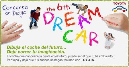 Concurso Dream Car, dibuja el coche del futuro