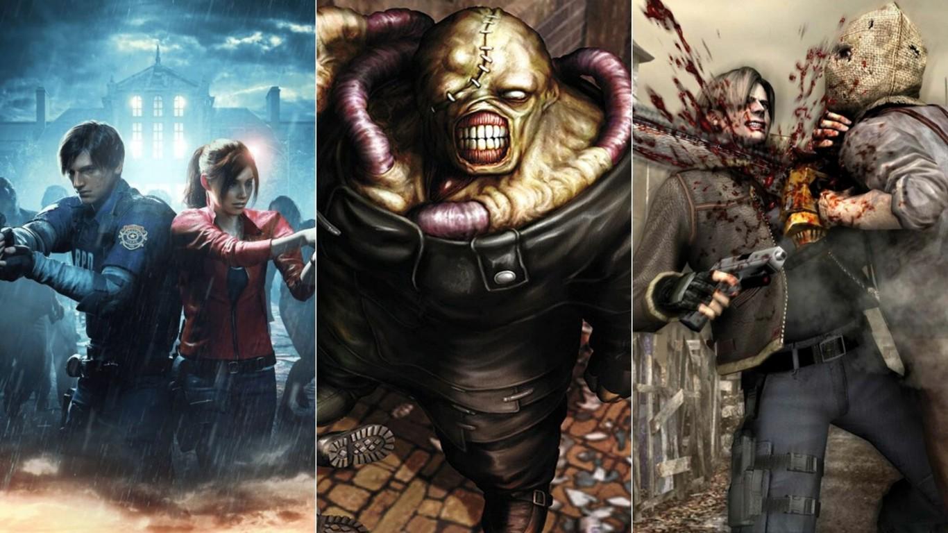 Como Jugar A Todos Los Resident Evil En Orden Cronologico