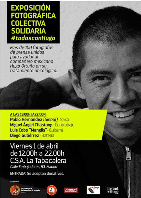 Todos Con Hugo Exposicion Madrid 31