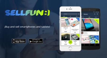 ¿Quieres un móvil nuevo o vender el tuyo? Prueba con Sellfun, el Wallapop de los móviles
