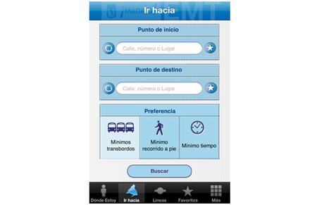Aplicaciones viajeras: usar el autobús en Madrid fácilmente