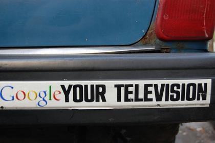 Google prepara su asalto a la televisión
