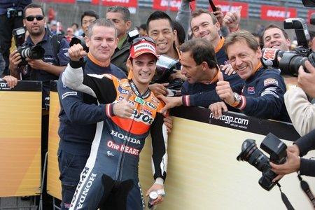 MotoGP renace en el Gran Premio más emotivo del año