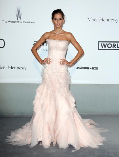 Izabel Goulart amfar Cannes 2014
