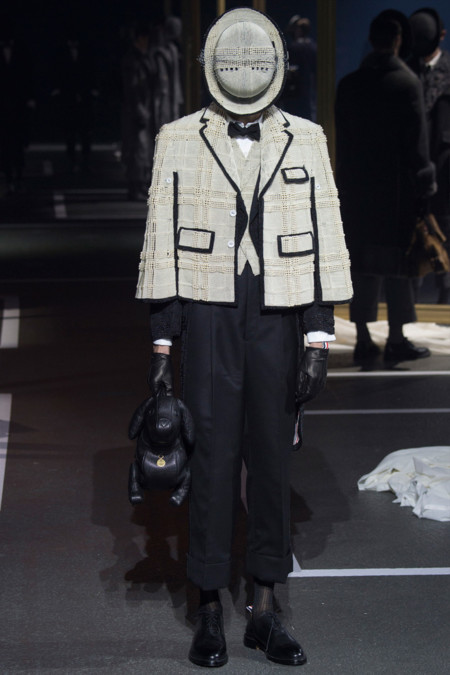 Thom Browne Fall Winter 2016 Paris Fashion Week 40