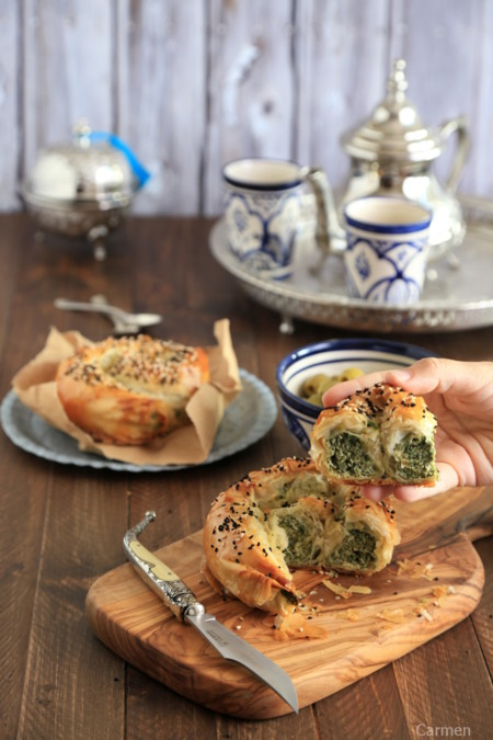 Paseo por la gastronomía de la red: recetas con queso