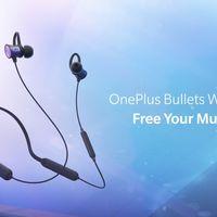 Bullets Wireless, OnePlus entra al mercado de los auriculares con Google Assistant, resistencia al agua y hasta carga rápida