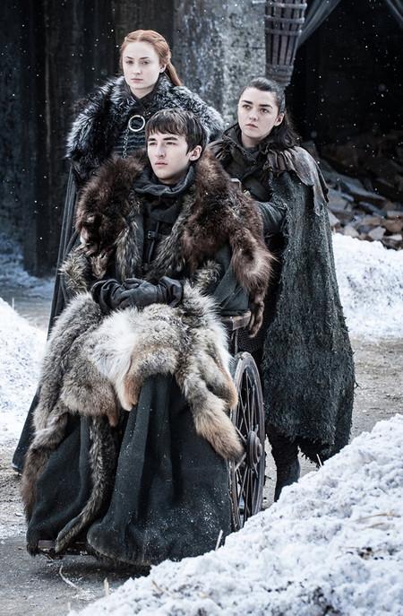 Hermanos Stark Temporada 8