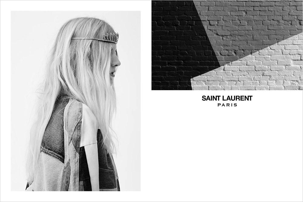 Foto de Saint Laurent campaña Primavera-Verano 2016 (2/5)