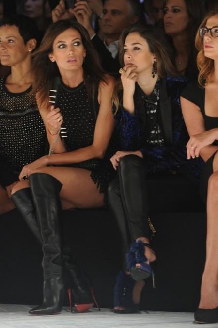 Nieves Álvarez, Blanca Suárez y Nati Abascal, la representación española en la Semana de la Moda de Milán