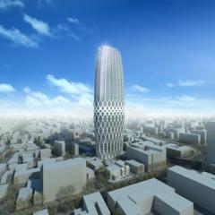 Foto 1 de 2 de la galería dorobanti-tower-by-zaha-hadid-architects-rumania en Trendencias