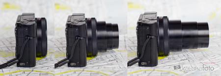 Sony Rx100 Vi Objetivo