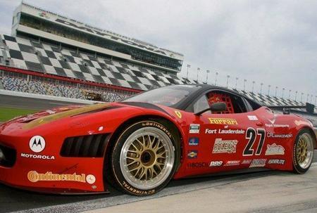 Ferrari competirá en 2012 con el 458 Italia en el campeonato Grand Am de Estados Unidos