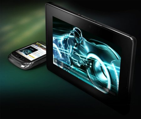 nueva BlackBerry PlayBook
