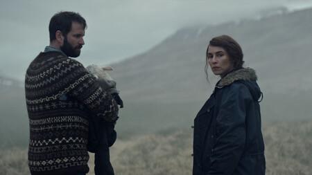'Lamb': Noomi Rapace adopta un niño-oveja en el perturbador tráiler de la nueva película de terror de A24 para Cannes 2021