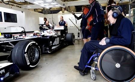 En Williams están tranquilos con el futuro económico del equipo
