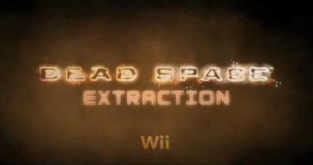 'Dead Space: Extraction', más carnicería zombie para Wii [E3 2009]