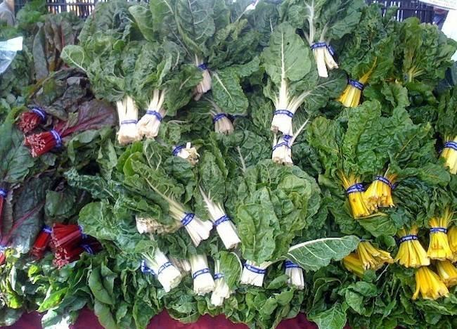 Verduras nitratos